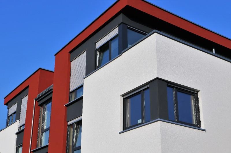Entreprise façade Bourgoin-Jallieu